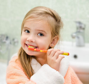 Brushing Teeth - Dentist in Huntsville, AL